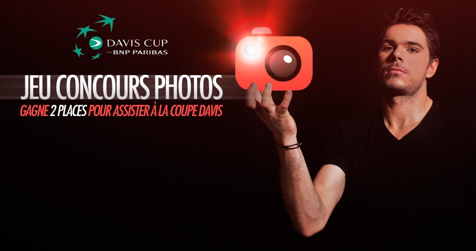 Jeu concours Coupe Davis