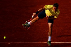 2014 French Open - Day Two