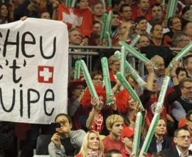 La Suisse s'incline face aux USA