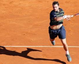Stan cede contre Nadal a Monte-Carlo!